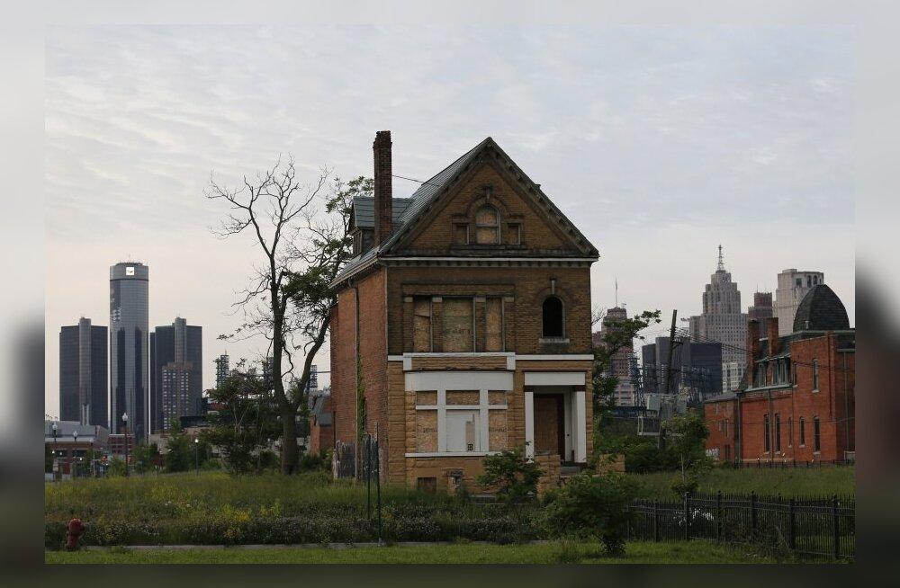 Google Street View pakub ajaloolisi vaateid Detroiti kadumisest