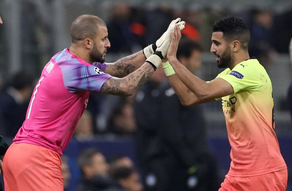 BLOGI   Paremkaitsja väravasse pannud City pääses viigiga, Madridi Real otsustas kohtumise saatuse esimese 15 minutiga