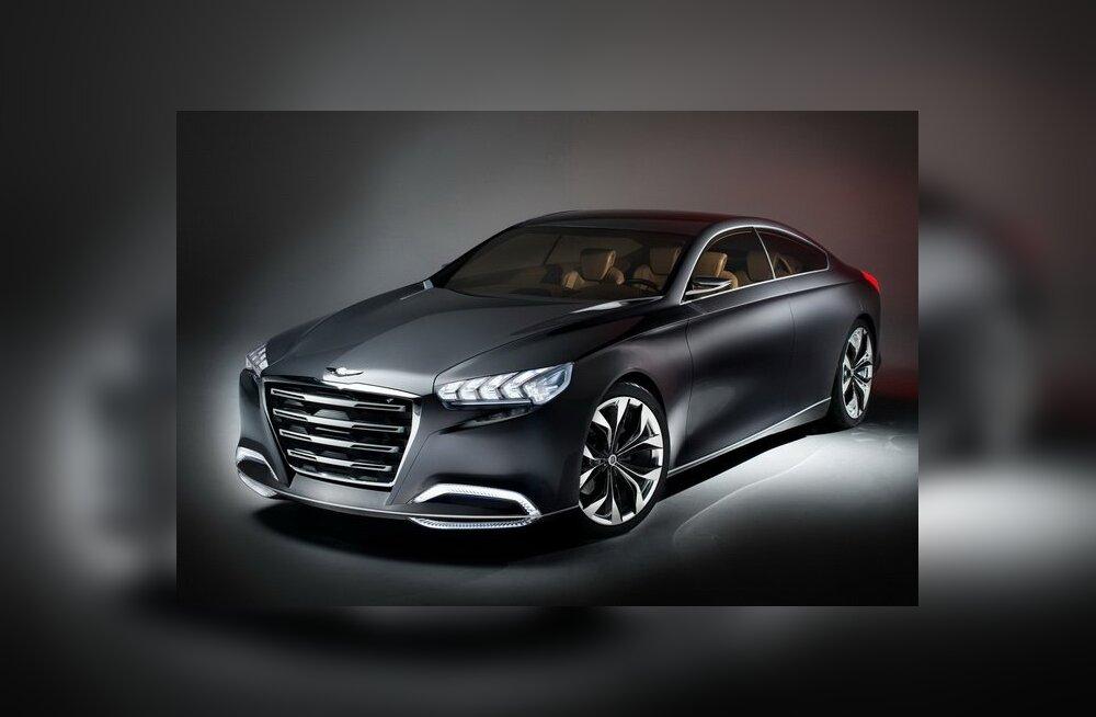 Hyundai üllatas avalikkust omalaadse kupeega