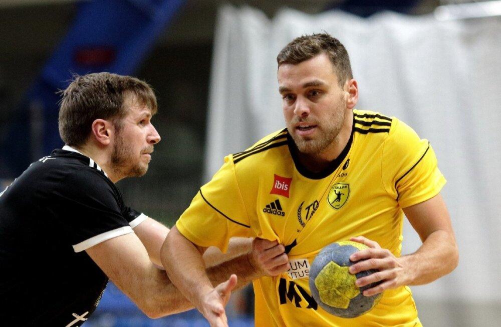 HC Tallinna ridades debüteeris Euroopa tippklubide huviorbiidis olnud islandlane
