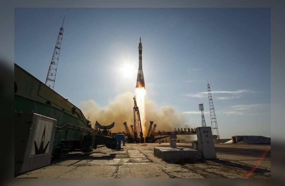 Eesti huvilistele tutvustatakse kosmoserakette