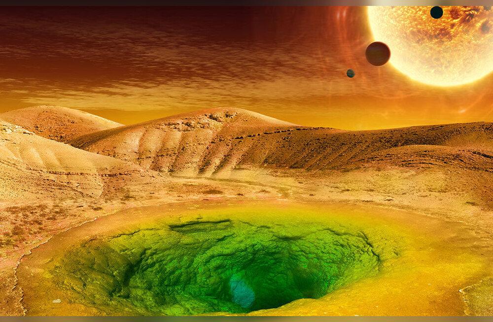 Vajame uut Maad – eksoplaneete on seni otsitud valel moel!