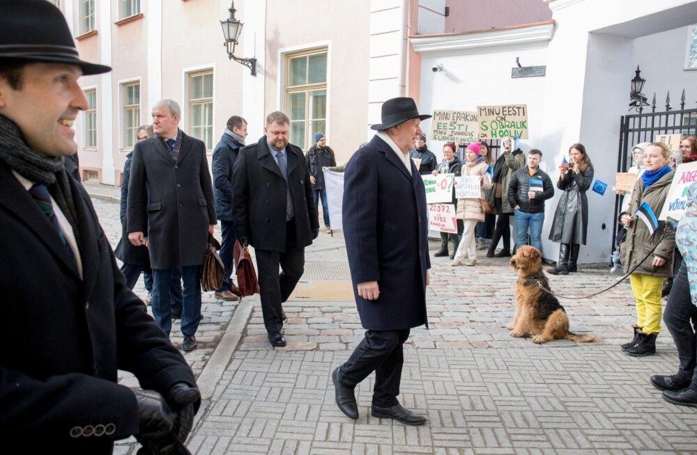 Koalitsioonikõnelused Stenbockis