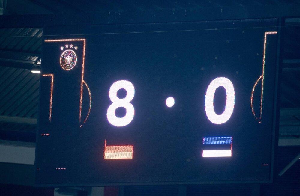 Karol Mets: 0:8 kaotus Saksamaale pole sündmus, mida keegi tahaks meenutada