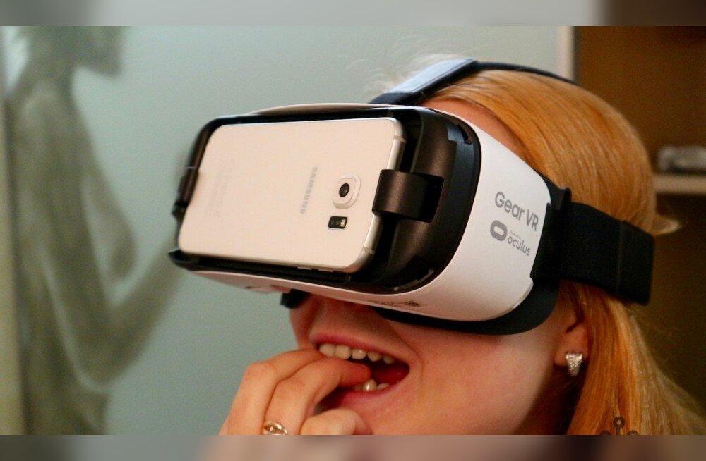 TEST: Samsungi virtuaalreaalsus-peakomplekt Gear VR – kulukas rännak uude maailma