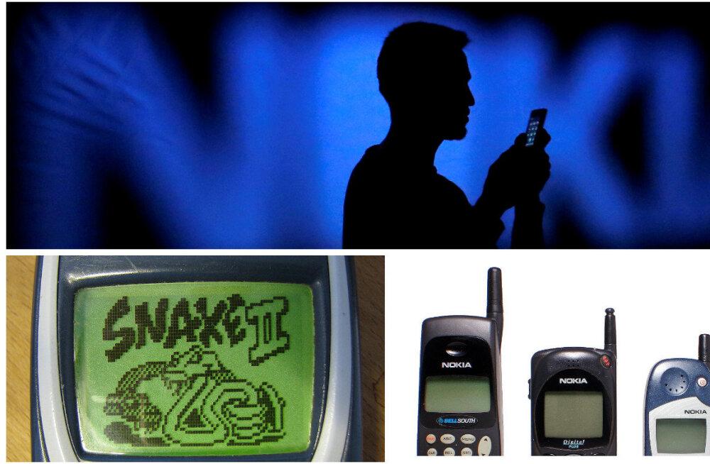 Forte lugejate vastukaja: muinas-Nokiate kasutamine pole Eestis mingi haruldus!