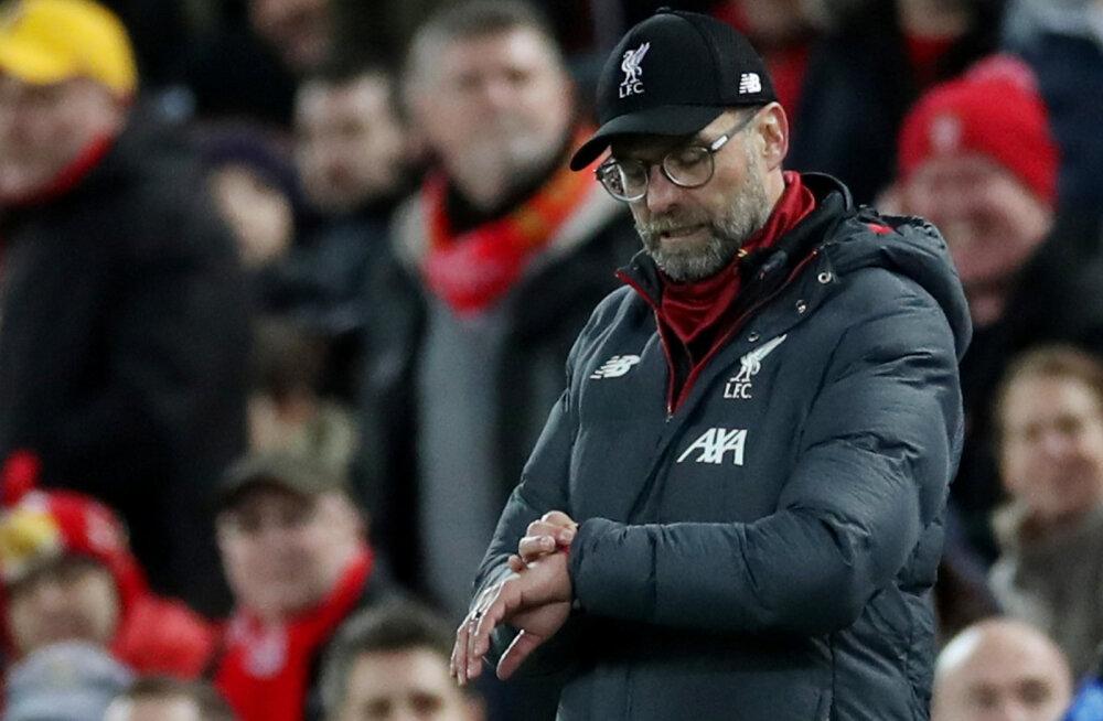 Premier League'i ründajal on Liverpoolist kahju: seda aastat ei jääda mäletama nende tõttu