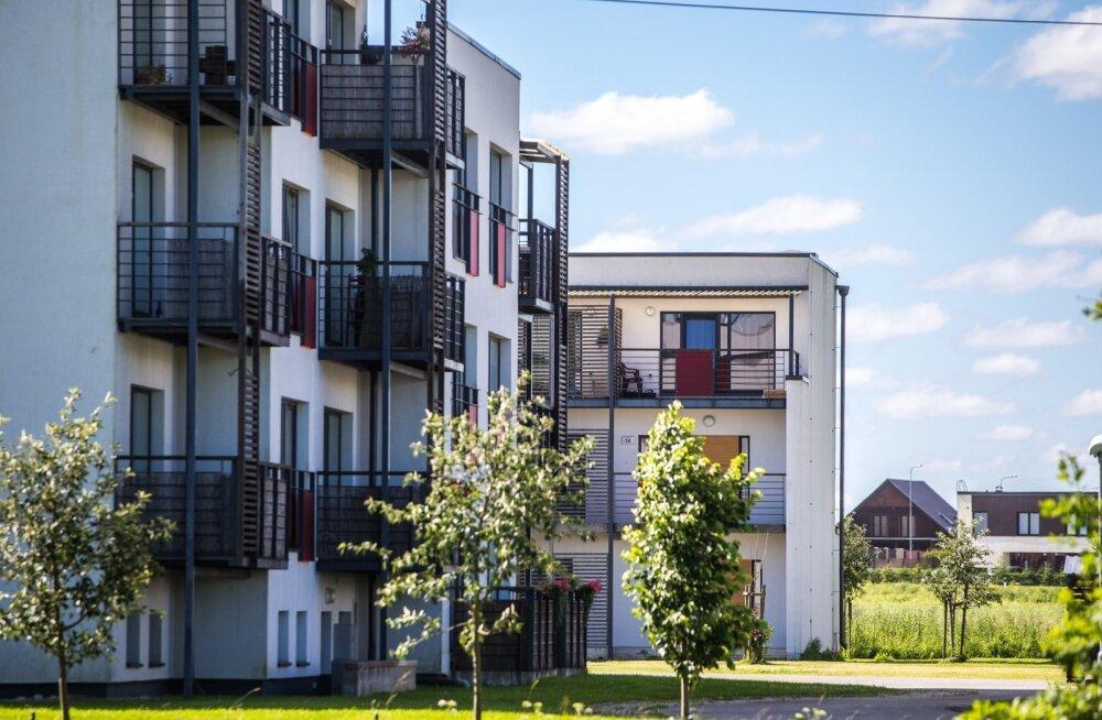Жилая недвижимость в малых городах практически полностью раскуплена