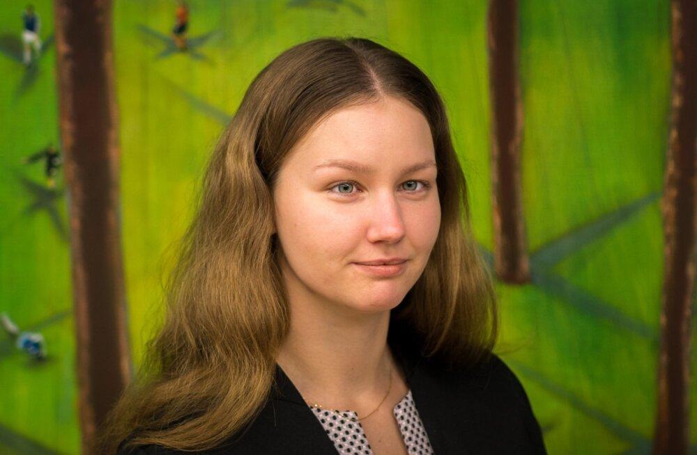 NJORD Advokaaadibüroo advokaat Siiri Kuusik.