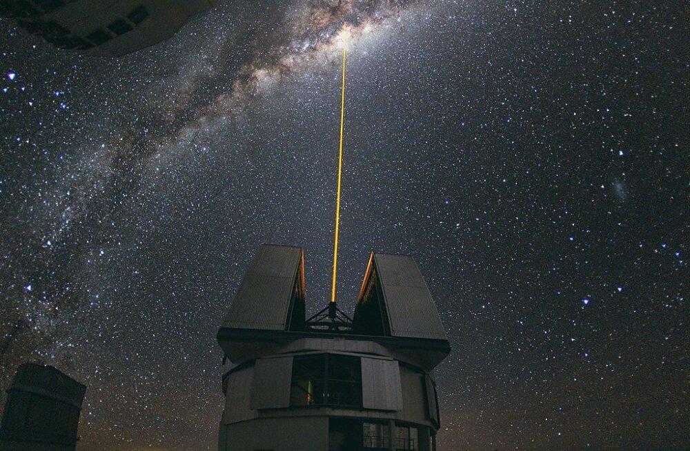 Laservalgus annab lootust kvantgravitatsiooni teooria avastamiseks