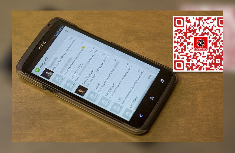 6c2e3013d9d Androidi-rakendus Hangouts: ühtne platvorm sõnumisaatmise ja ...