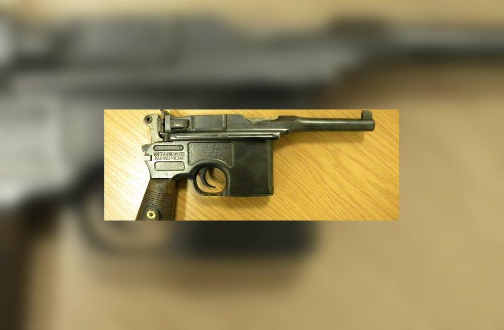 Püstol Mauser