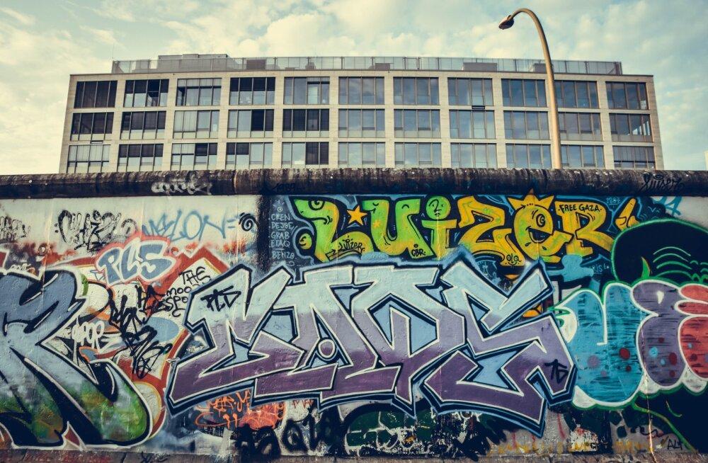 Balti välisministrid: Berliini müür jääb ajalukku jagatud Euroopa ühe kõige süngema sümbolina