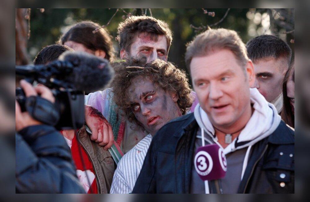Mart Sander ja zombie