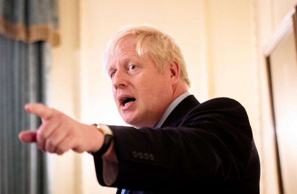 Õiguseksperdid: Briti ülemkohus otsustab Johnsoni valitsuse kahjuks