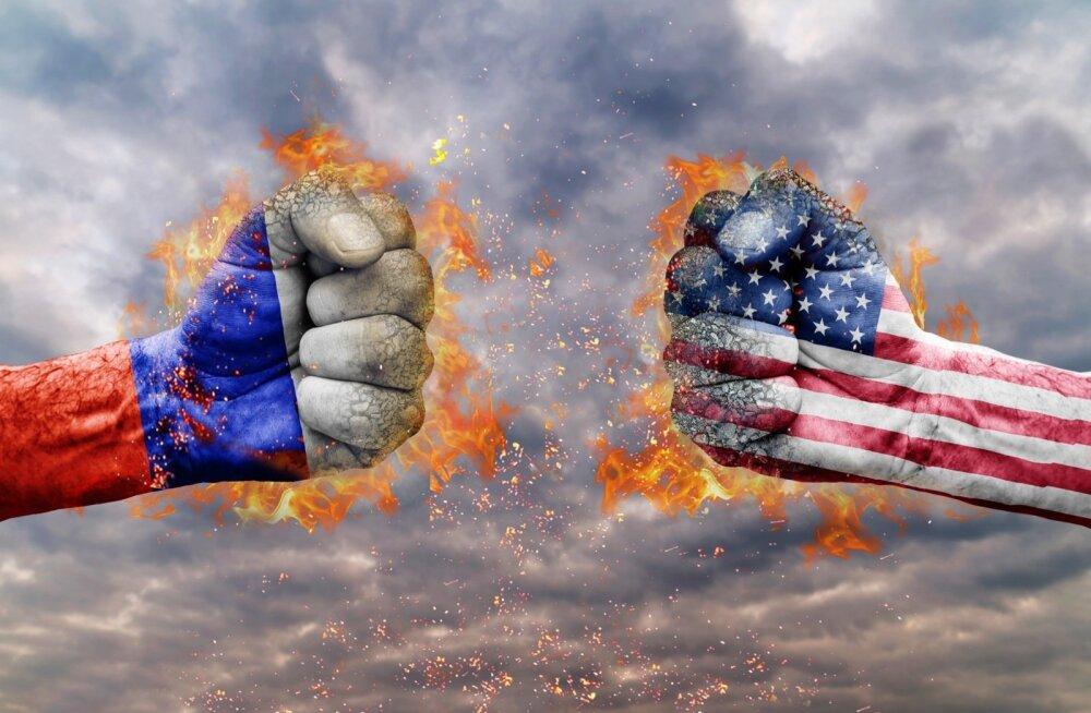 Vene ja USA suhetes on tänavu juba kõnelnud relvad