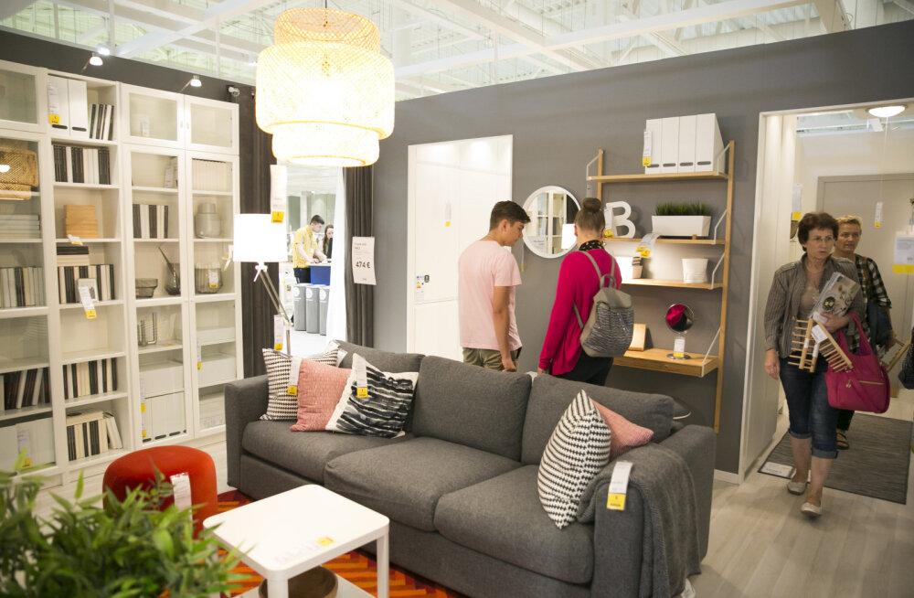IKEA siseneb juba sügisel ka Eesti turule. Kahjuks esialgu mitte sellisel kujul, nagu me lootsime