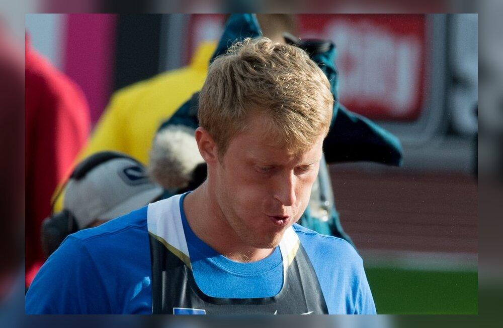 FOTOD: Risto Mätas odaviske lõppvõistlusel finaali ei pääsenud