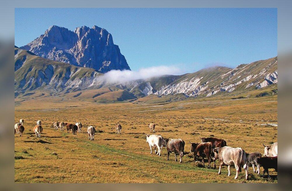 Abruzzo - imeline võimalus näha ehtsat Itaaliat