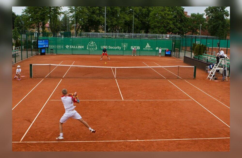 Tennise Eesti meistrivõistlused
