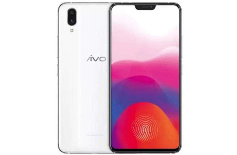 vivo X21 UD: esimene telefon, mille sõrmejäljelugeja asub ekraani sees – nüüd müügil ka väljaspool Hiinat!