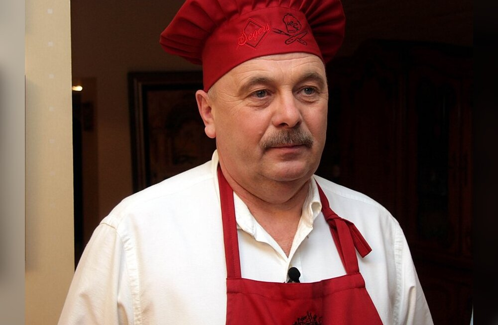 Külalised ei teadnud, kuidas Einari valmistatud toite süüa
