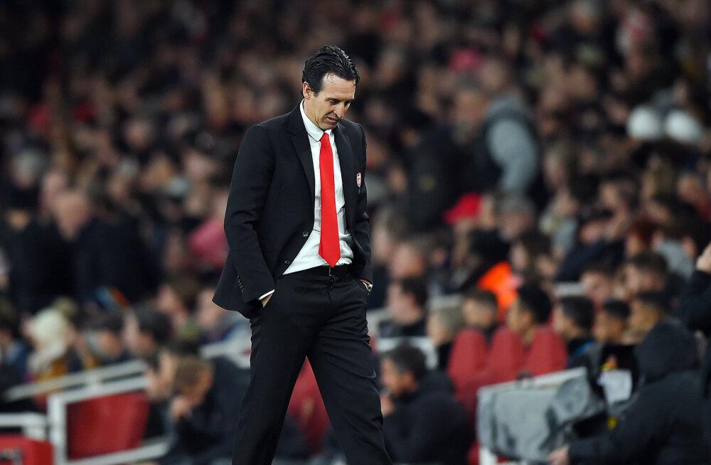 Everton, Arsenal või keegi kolmas ehk kes Premier League'is vallandab järgmisena peatreeneri?