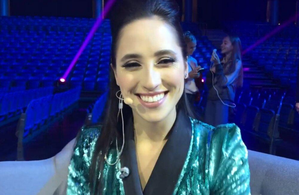 ВИДЕО: Поддержим Элину Нечаеву на конкурсе Eesti Laul! Финал уже сегодня