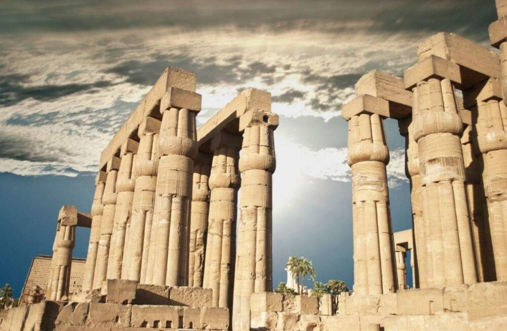 IKOON: Karnaki tempel - praegu ka turistivaba!