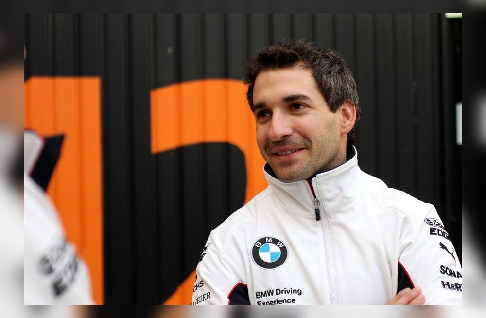 Timo Glock ühines DTM sarjas BMW tiimiga