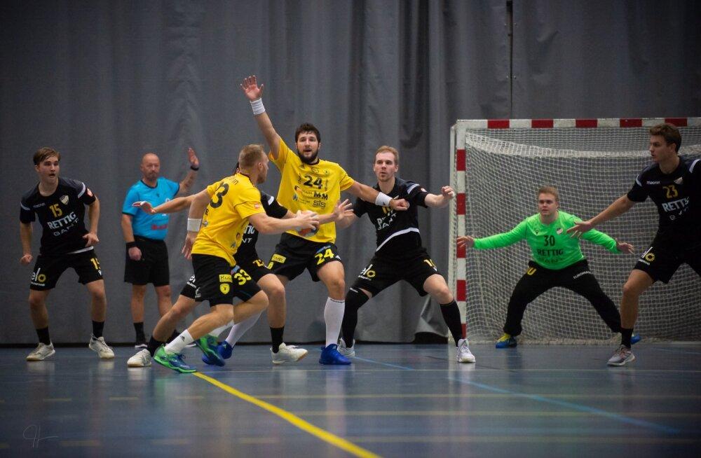 Soomes debüteerinud HC Tallinnal jäi punktiarve avamata
