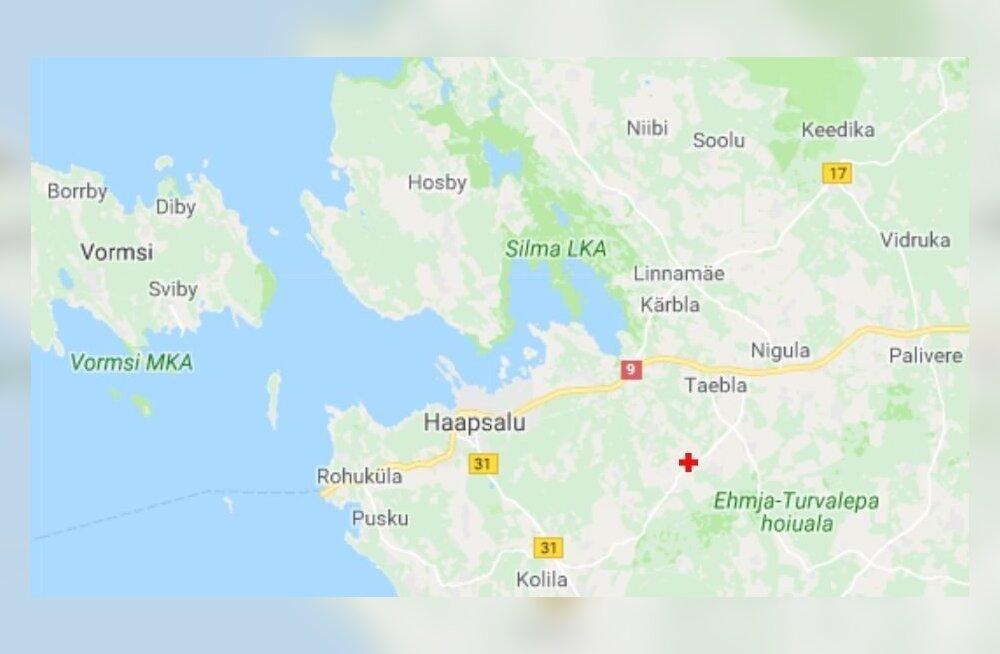 В Западной Эстонии слышался непонятный шум, дрожали дома — по данным сейсмологов, это было землетрясение