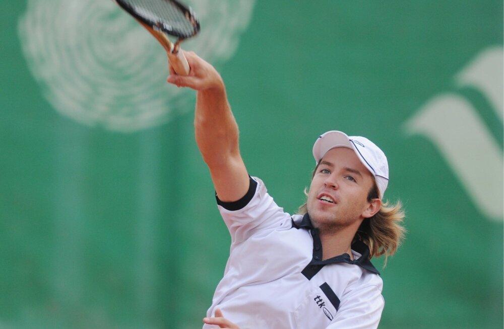 Vladimir Ivanovi võitudeseeria katkes Pärnus veerandfinaalis