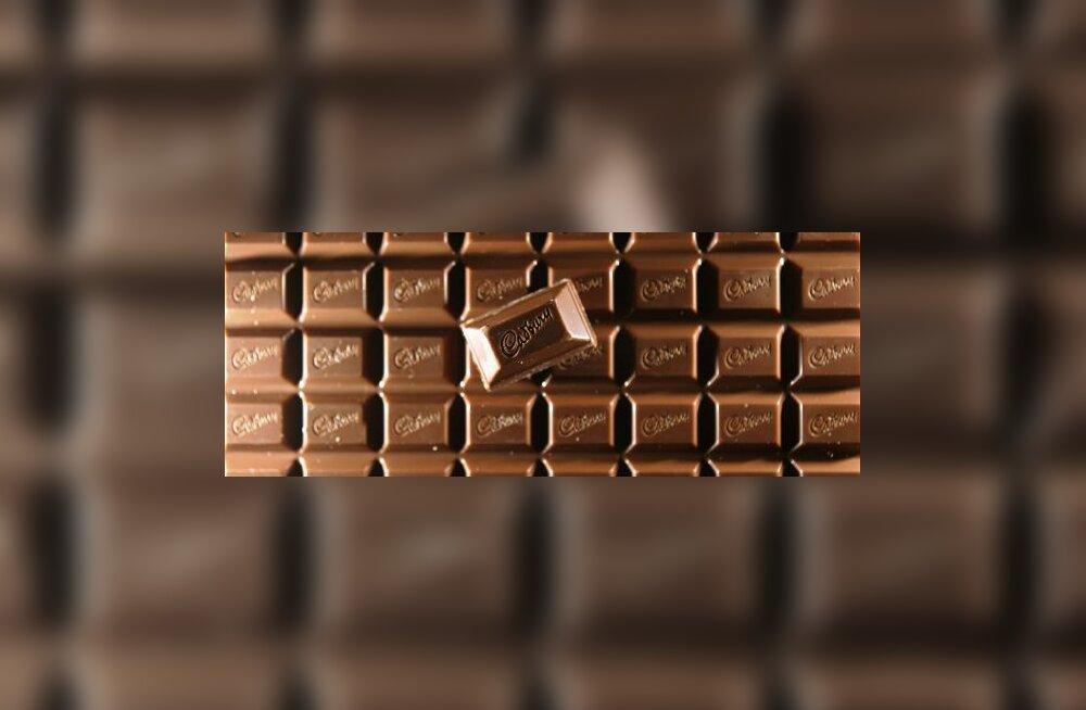 Kui sa oleksid šokolaad, siis milline?