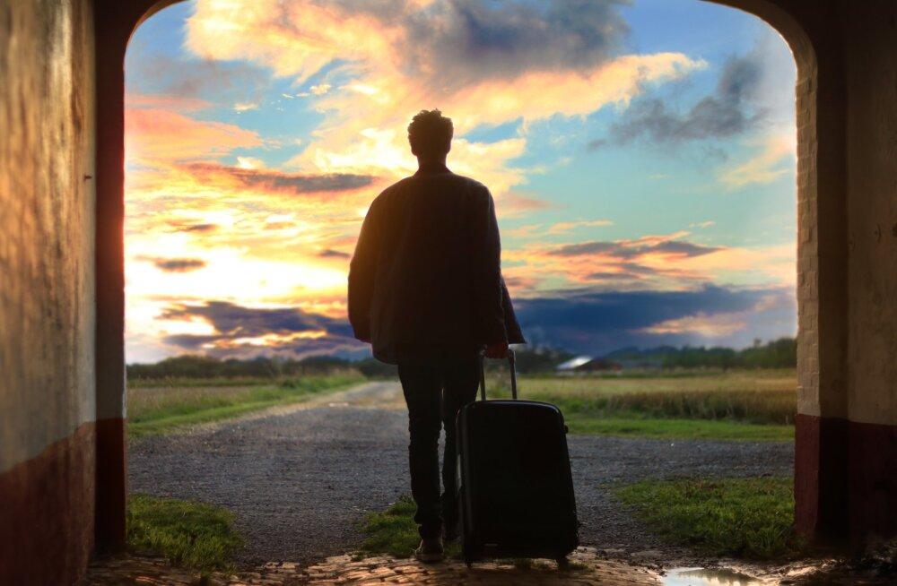 TERVISLIK: Loe, miks on reisimine tervisele kasulik