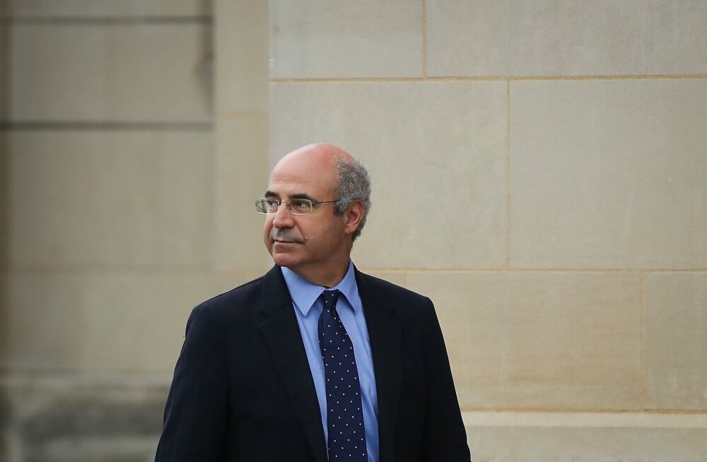 Investeerimisfirma Heritage Capital juht Bill Browder