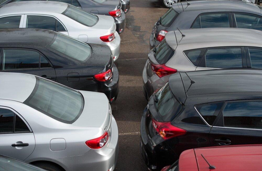 Частные клиенты в странах Балтии все чаще предпочитают приобретать новые автомобили