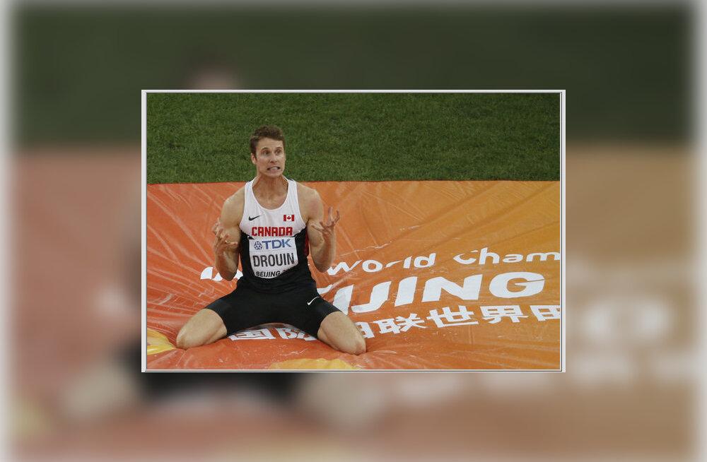 Pekingi MM-i viimane päev: meeste kõrgushüppe võitja selgitati ümberhüpetega