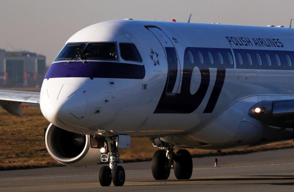 Jaburuse tipp: reisijad pidid ise maksma, et Nordica koostööpartneri lennuk lennukõlbulikuks remonditaks
