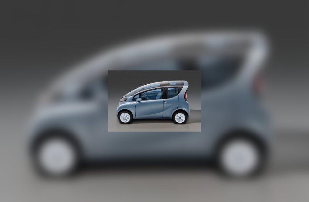 Tata eMO - maailma odavaim elektriauto?
