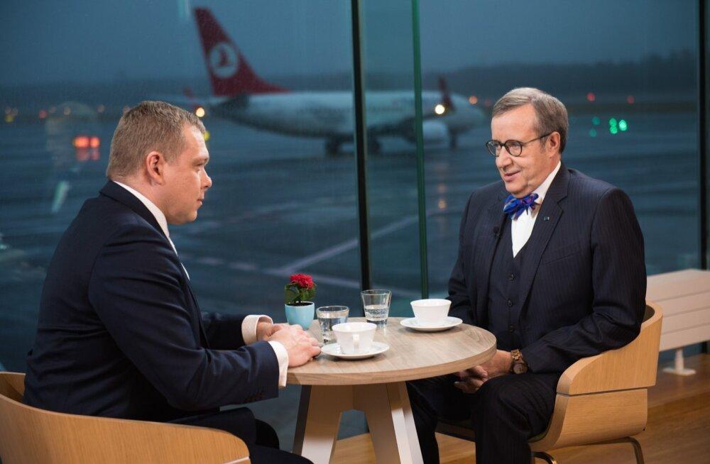 Intervjuu Toomas Hendrik Ilves