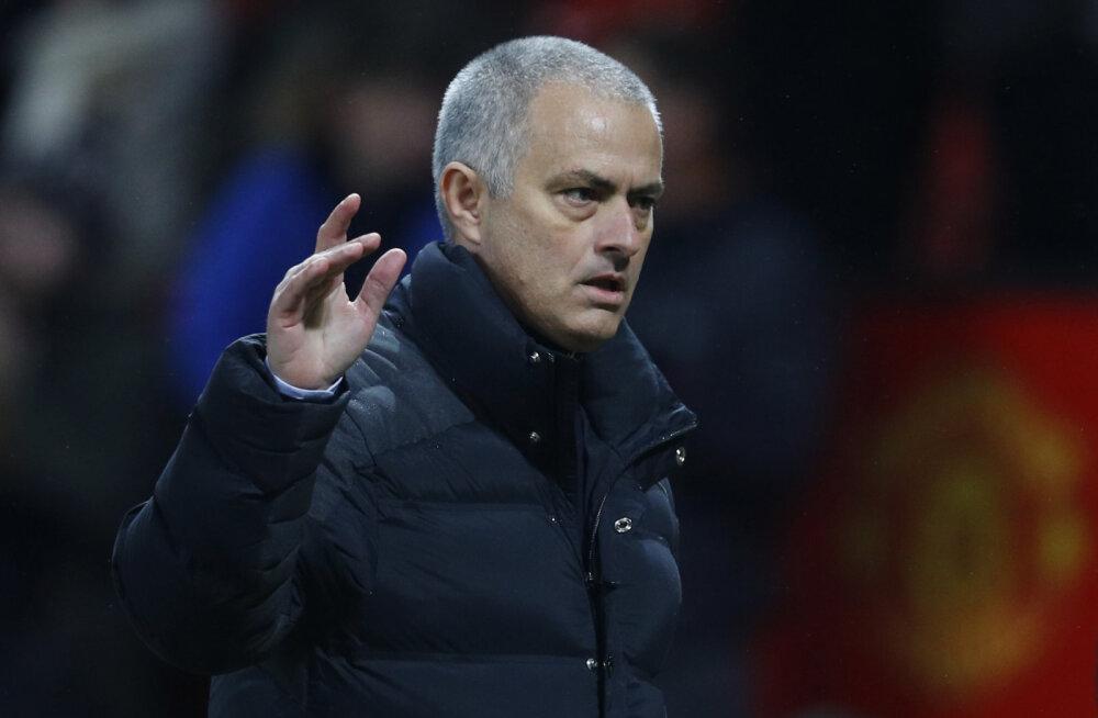 Manchester United kaotab 100 miljonit eurot, kui nad Meistrite liigasse ei pääse