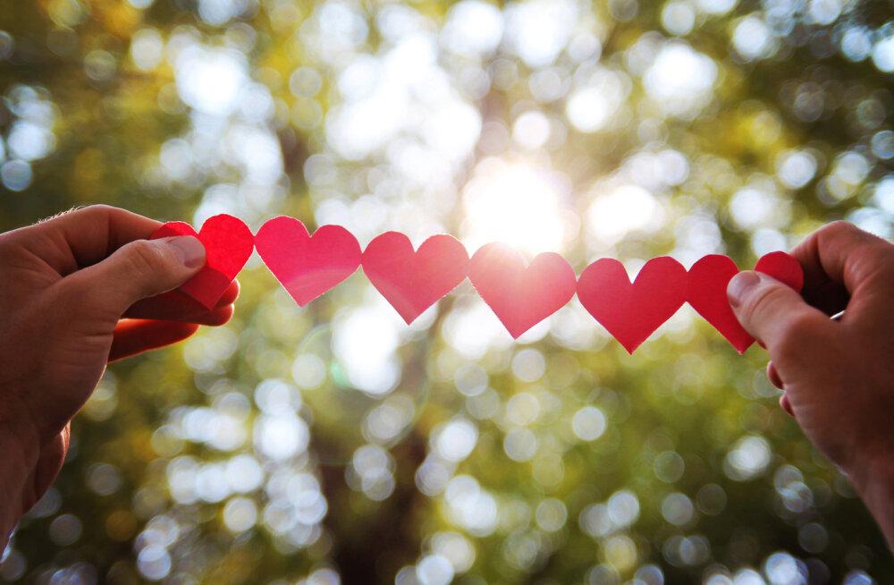 Sõbrapäev on südame püha