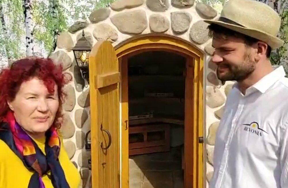VIDEO | Keldrisse võib mooside asemel paigutada hoopis sauna või meeste pelgupaiga