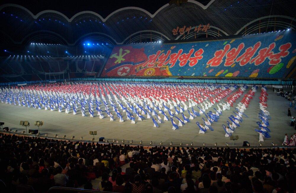 Põhja-Korea massietendus läheb pärast Kim Jong-uni karmi kriitikat parandamisele ja muutmisele
