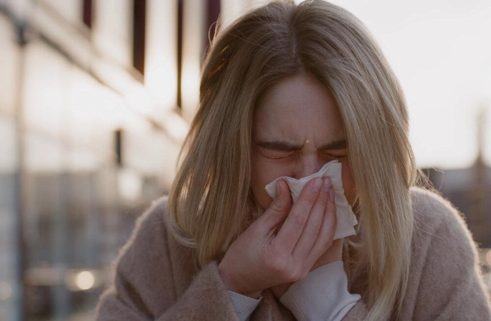 Tänavatolm ärritab hingamisteid ja põhjustab nohu, köha ja silmade kipitust. Kas seda saab vältida?