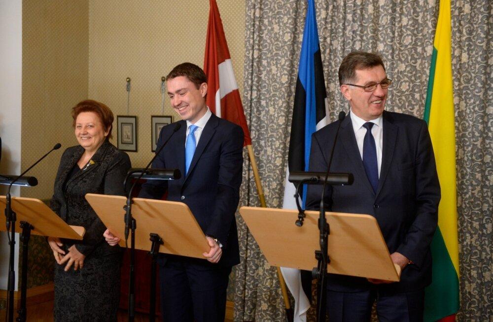 Miks ei suuda eestlased teha äri Lätis ja Leedus?