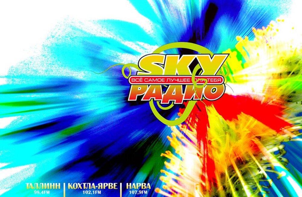 SKY Радио — самая популярная русская радиостанция Эстонии