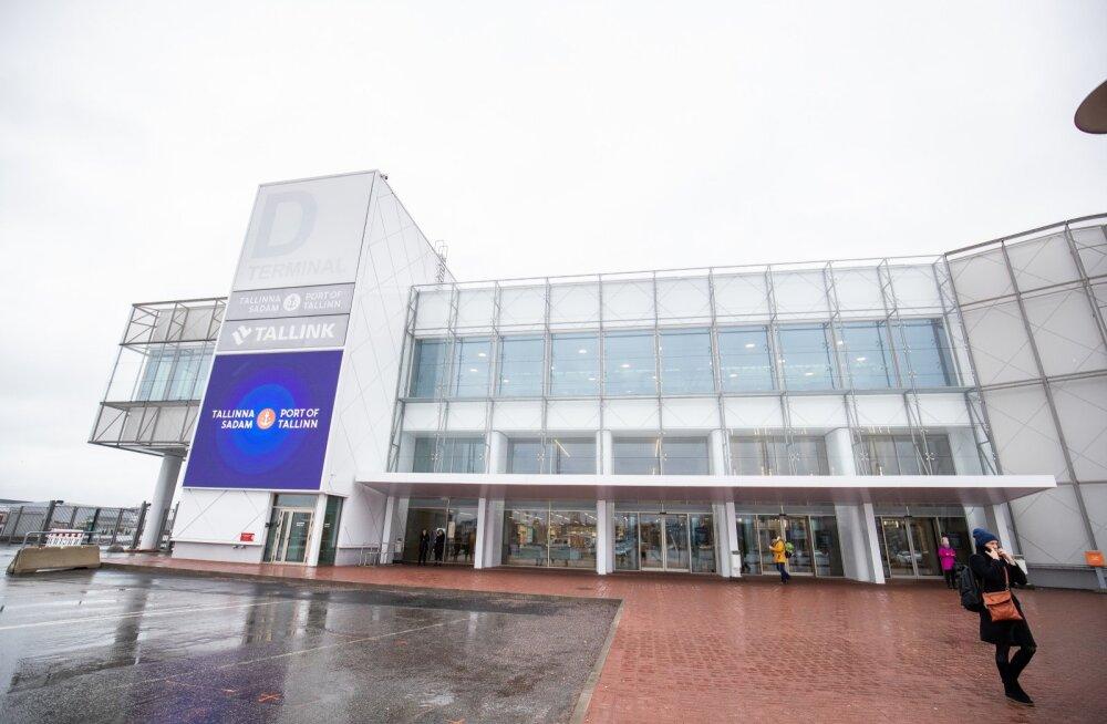 Tallinna Sadama D-Terminal.