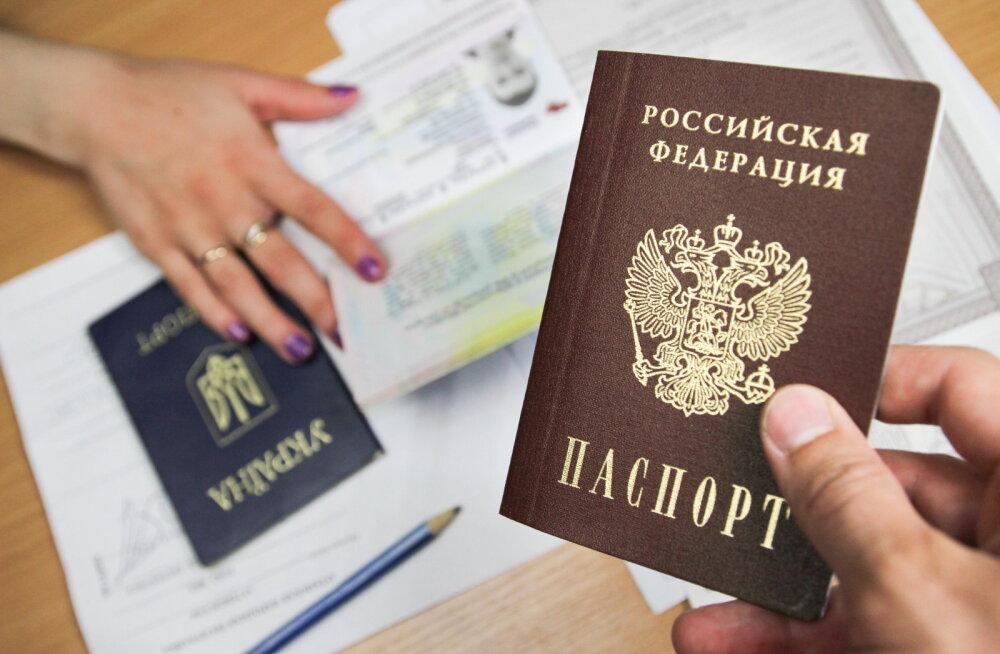 EL ei kavatse Venemaale Donbassis passide jagamise eest sanktsioone kehtestada